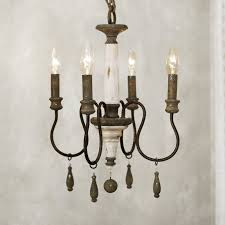 armande candle style chandelier