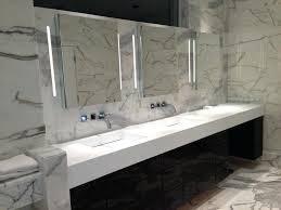 Custom Bathroom Countertops Enchanting Corian Bathroom Countertops Bathroom With Sink Bath Corian Bathroom
