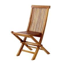 outdoor folding dining chairs. Plain Outdoor All Things Cedar TF22 Outdoor Teak Folding Dining Chair Throughout Chairs T