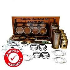ENGINE OVERHAUL KIT FITS NUFFIELD 10/60 4/60 4/65 WITH BMC 3.8T/TA ...