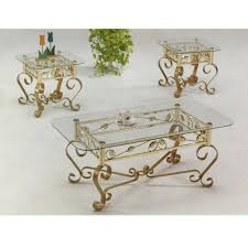 square 3 piece coffee table set contemporary glass coffee tables modern coffee table sets