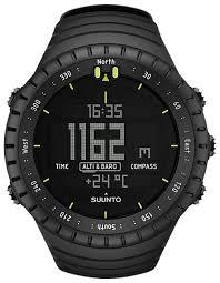 Наручные <b>часы SUUNTO Core</b> All-Black — купить по выгодной ...
