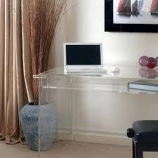 Image Clear Lf18 Acrylic Office Desk Perspex Office Desk Amazoncom Acrylic Office Desk Perspex Office Desk