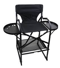 folding makeup chair touch to zoom