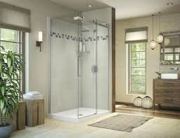 48 shower stall kits 48x48 corner kit stone at home bathrooms astounding
