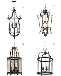 four traditional chandeliers at lamps plus