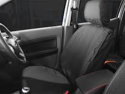 tailored front seat covers for the