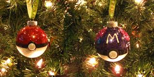 Pokeball Christmas Ornament by LethalPepsi on DeviantArt