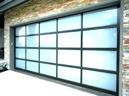 overhead garage door cost full size of translucent overhead garage doors roller glass door cost decorating