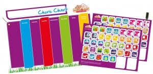 Order Chore Chart Pack