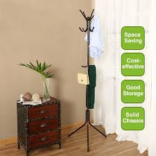 Coat Racks Free Standing Metal Coat Rack Free Standing Display Stand Hall Christmas Gift 97
