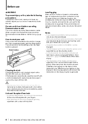 reset button on kdc x994 kenwood instruction manual