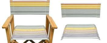 directors chair canvas joyful directors chair cover replacement director chair replacement canvas covers australia