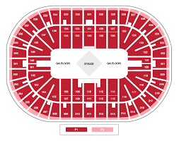 Metallica Seating Chart Heritage Bank Center Metallica Worldwired Tour