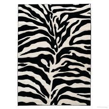 zebra black beige area rug and white animal print rugs