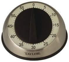 taylor precision s easy grip mechanical timer