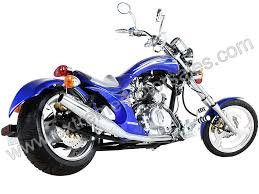 250cc motorcycle custom chopper 3 4
