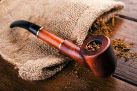 how to clean a wooden pipe