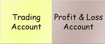 Non Profit Comparison Chart Difference Between Trading Account And Profit Loss Account