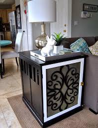 exquisite wooden dog crate end table 7 decorative 791x1024 alluring crates 23
