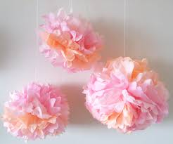 Paper Flower Tissue Paper How To Make Tissue Paper Flowers Craft Tutorial S S Blog