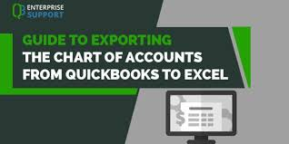 Quickbooks Enterprise Chart Of Accounts How To Export Chart Of Accounts In Quickbooks Guide 1
