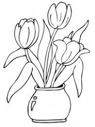 Kleurplaten Bloemen Topkleurplaatnl