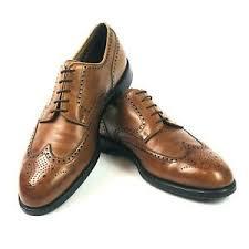Details About Crockett Jones Cardiff Chestnut Tan Derby Men S Shoes Us 12 E