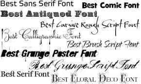 Font Styles For Tattoos Full Tattoo Tribal Tattoo Fonts Style