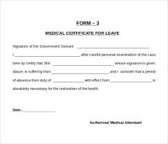 Sickness Certificate Format Sample Medical Certificate 36 Download Documents In Pdf Word