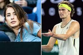 His full name is alexander sascha zverev. Pregnant Ex Brenda Patea Slams Alexander Zverev Over Australian Open Lies