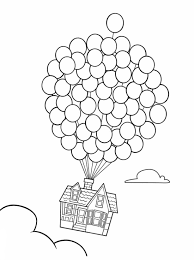 Practice numbers while having fun coloring! Balloon Coloring Pages Best Coloring Pages For Kids