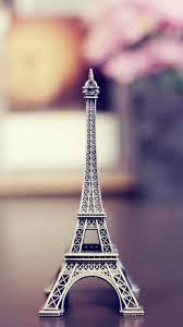 Girly Vintage Eiffel Tower Wallpaper