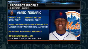 Rosario, Smith are key prospects   03/14/2017   New York Mets