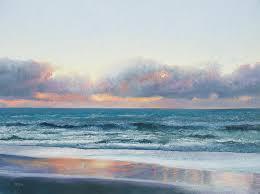 ocean painting ocean painting days end by jan matson
