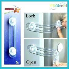 refrigerator lock home depot refrigerator lock child proof child proof locks for front door safety sliding full image multi purpose