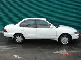 1992 Toyota Corolla Pictures For Sale