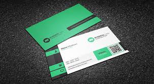 Free Modern Sophistication Business Card Template