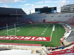 Camp Randall Student Section Seating Chart Wisconsin Football Camp Randall Stadium Seating Chart