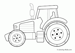 Small Picture Coloring Pages Tractor Transport Coloring Pages For Kids