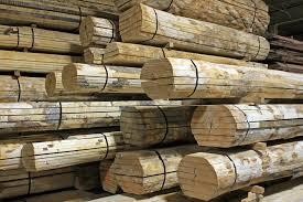 veneer and lumber