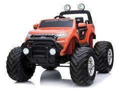 Купить <b>Электромобиль детский Dake Ford</b> Ranger Monster Truck ...