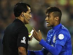 Resultado de imagem para atacante Neymar está fora da Copa América