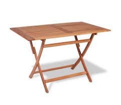 vidaxl teak outdoor dining table 120x70x75 cm 1 5