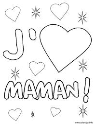 Coloriage Coeur Maman Dessin Lint Rieur Coloriage De Coeur Coeur A Colorier Pour MamanlL
