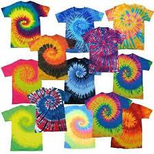 Colourtone Colour Chart Details About Colour Tone Mens Rainbow Tie Dye T Shirt Music Festival Dance Pride Dip T Shirt