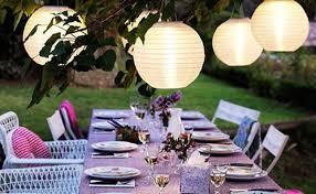 Lanterne Da Giardino Economiche : Il tavolo da giardino unadonna