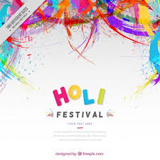 Colour Backgrounds Free Colors Abstract Holi Festival Background Vector Free Download