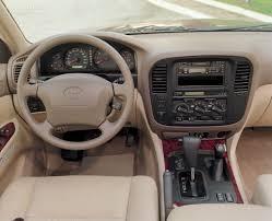 TOYOTA Land Cruiser 100 specs - 1998, 1999, 2000, 2001, 2002 ...