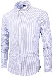 Lakke <b>Men Business</b> Shirts Mens <b>Long</b> Sleeve Shirt <b>Large Size</b> ...